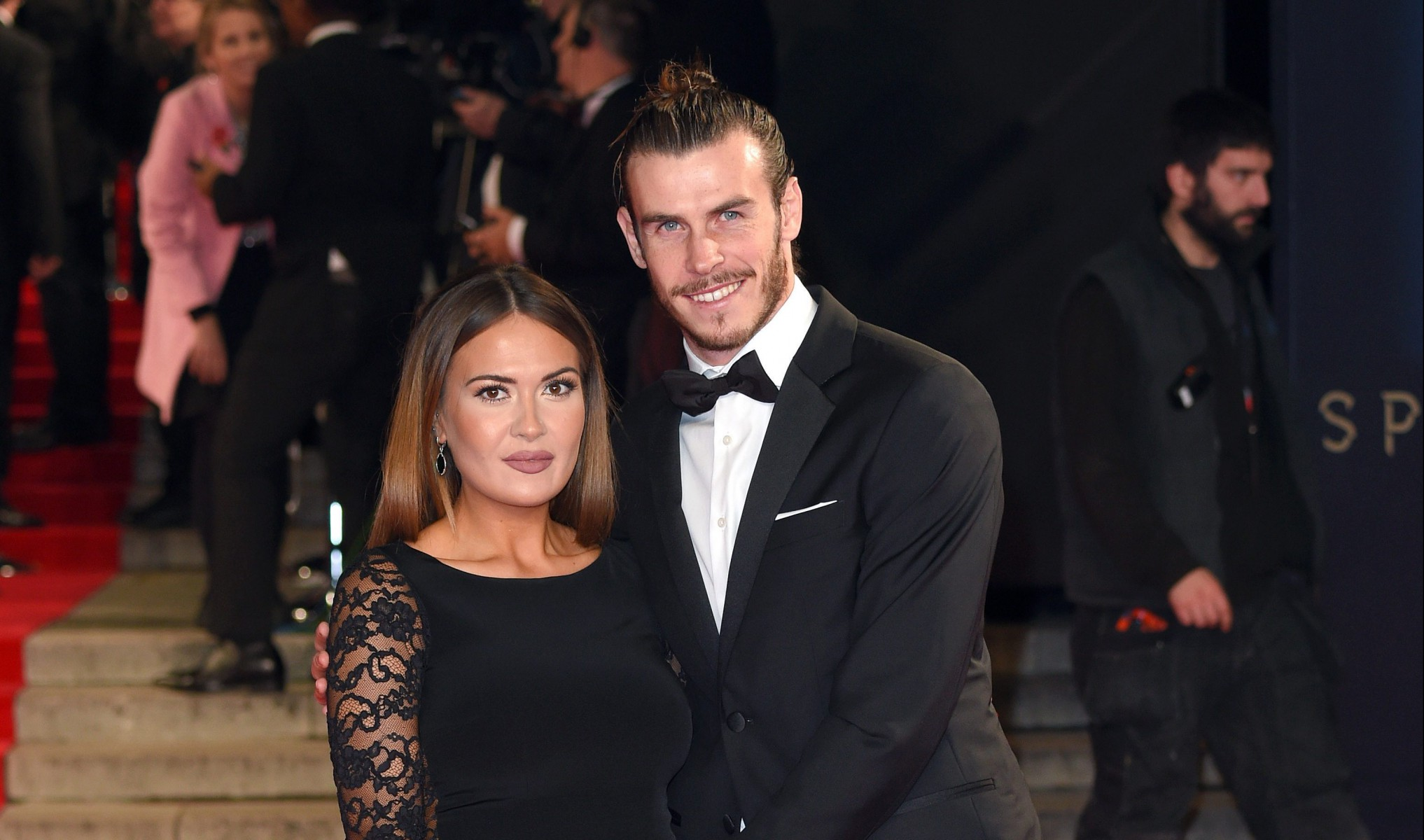 Gareth Bale secretly wed his childhood sweetheart Emma Rhys-Jones, 27, in front of just 60 family and pals