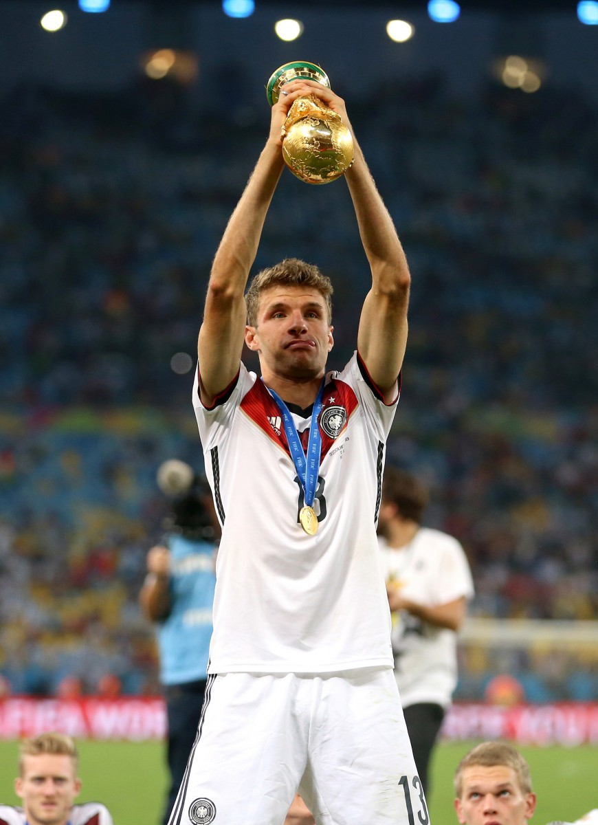 Muller knows what it takes to win major trophies and would be a key addition at Old Trafford