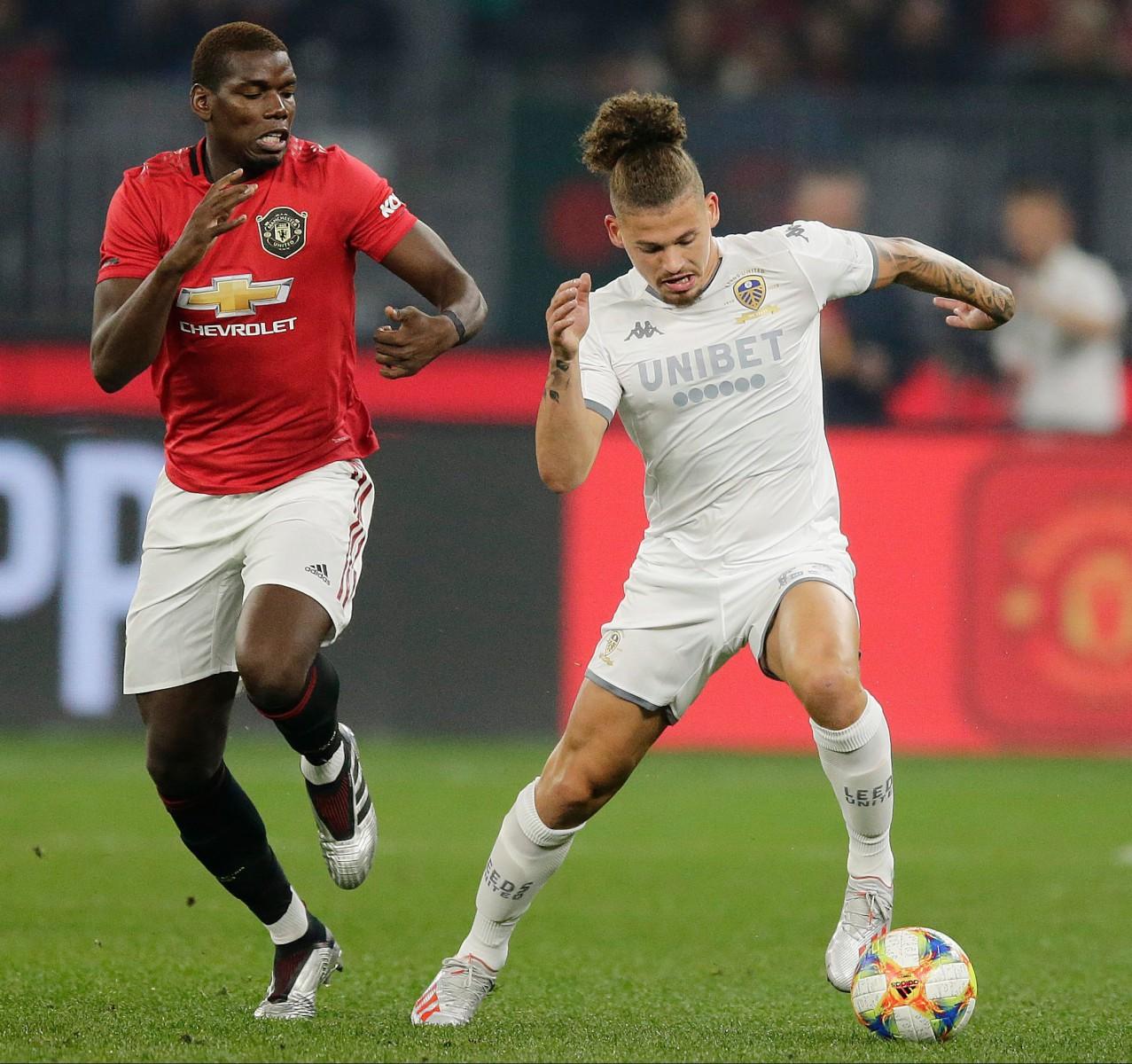 Defensive midfielder Phillips has attracted the interest of Man Utd