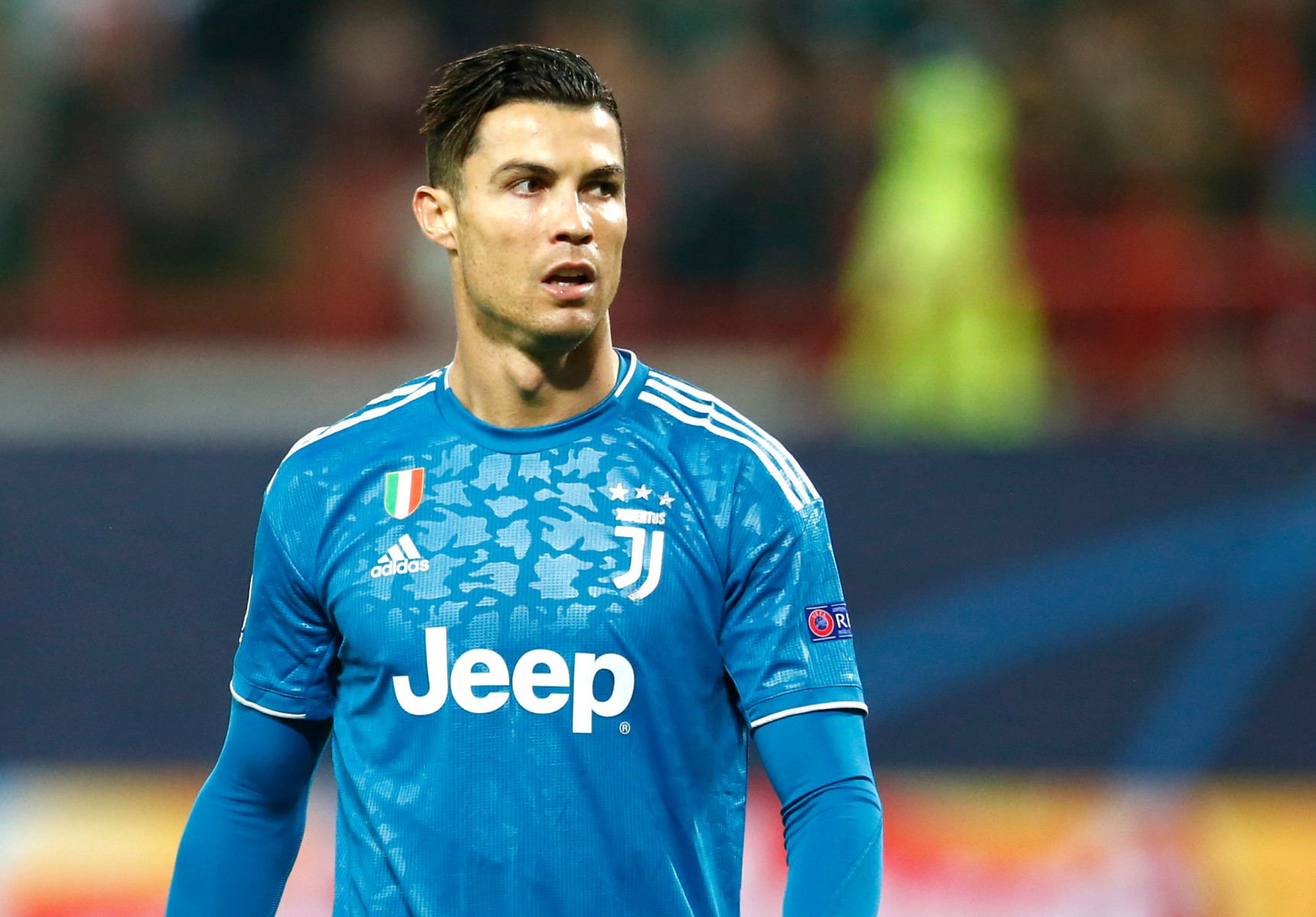 Cristiano Ronaldo to quit Juventus and join Man Utd according to ...