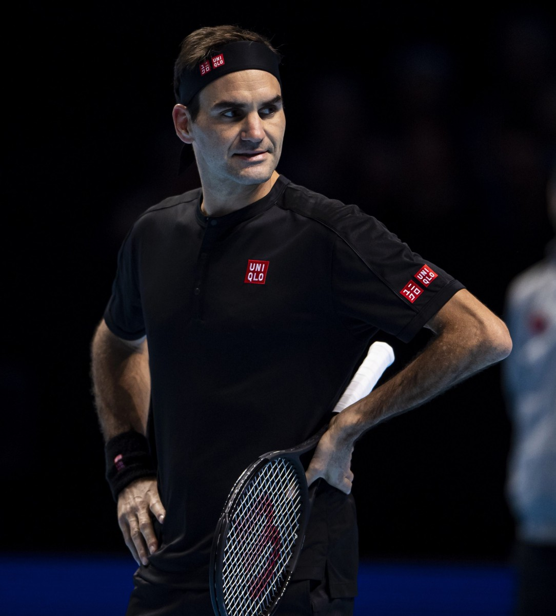 Federer qualified for the ATP Finals for the 17th time this year thanks to a reduced calendar schedule