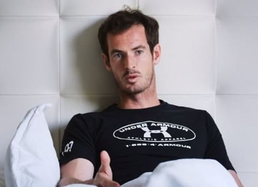 Andy Murray opened up in the film documenting his recovery from hip surgery about the Dunblane massacre