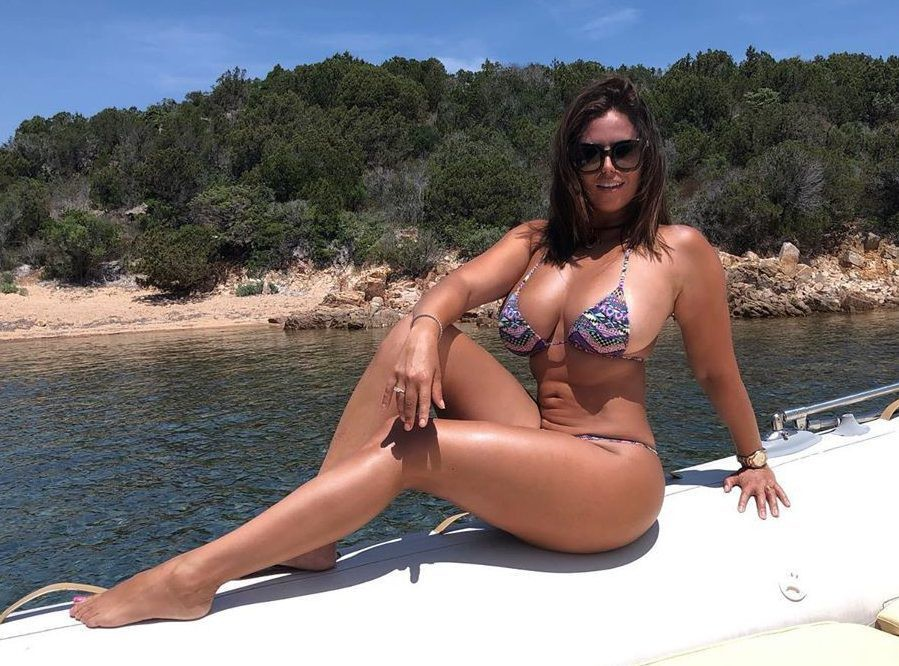 Brazilian Britto appeared in Playboy in Portugal