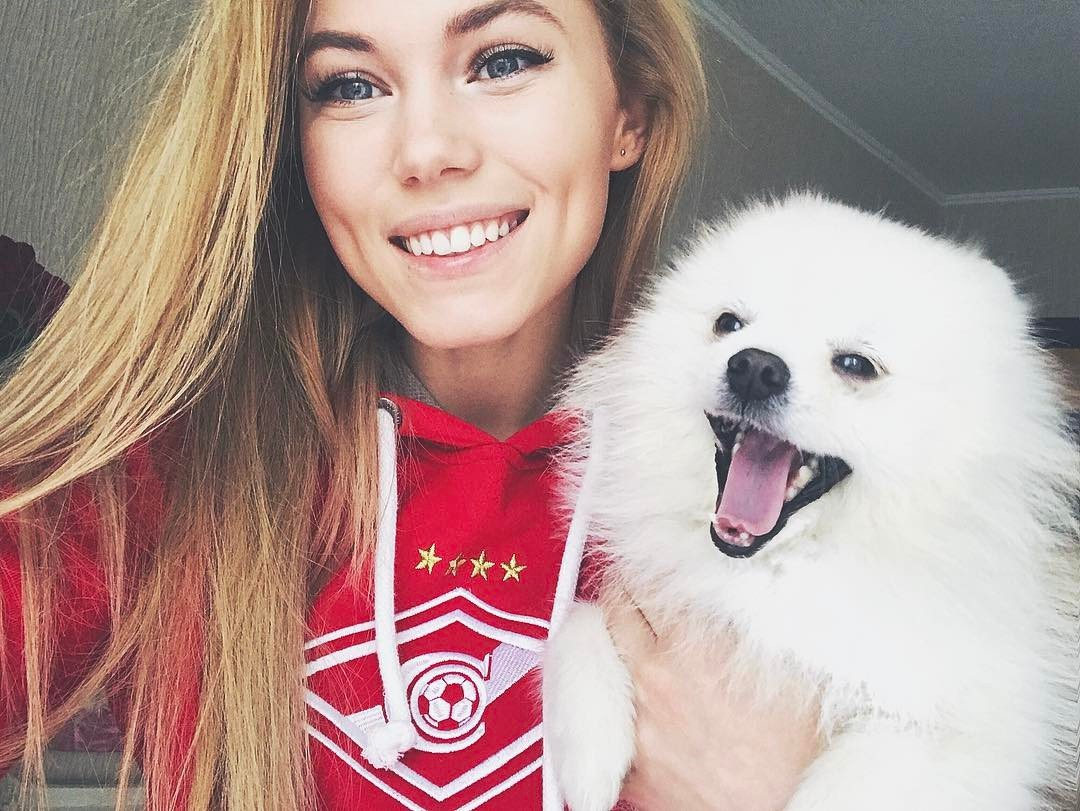 Natalia Martynova is Spartak Moscows sexiest supporter