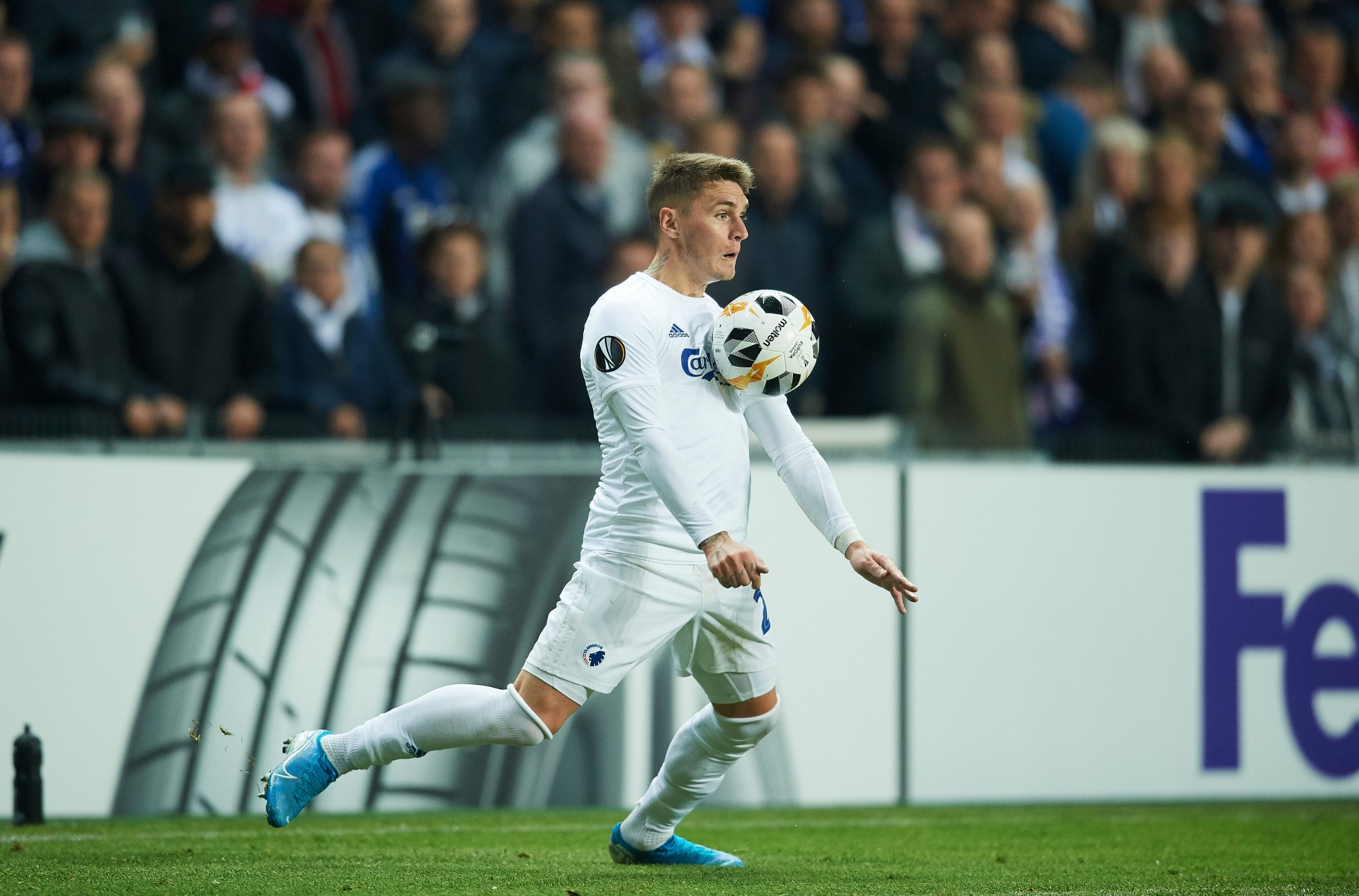 FC Copenhagen and Manchester United are both through to the knockout stages of the Europa League this season
