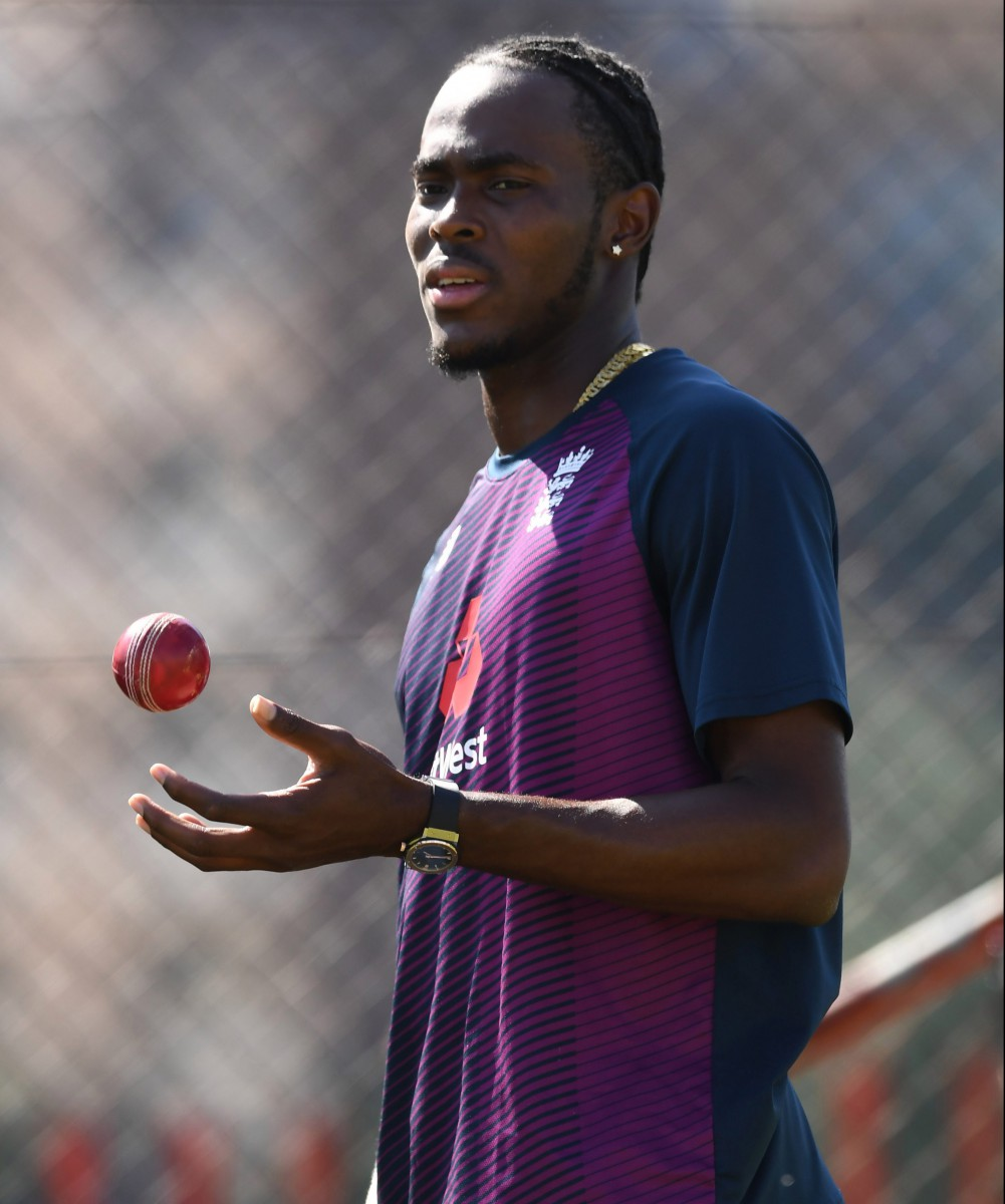 Jofra Archer will widen his limited experience when England face the South African conditions