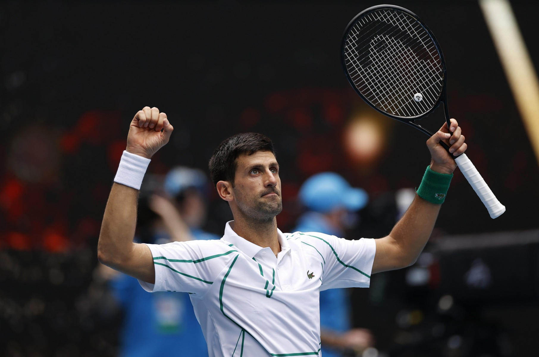 Djokovic Vs Raonic Free Live Stream Tv Channel And Start Time For Australian Open Quarter Final Clash Sporting Excitement