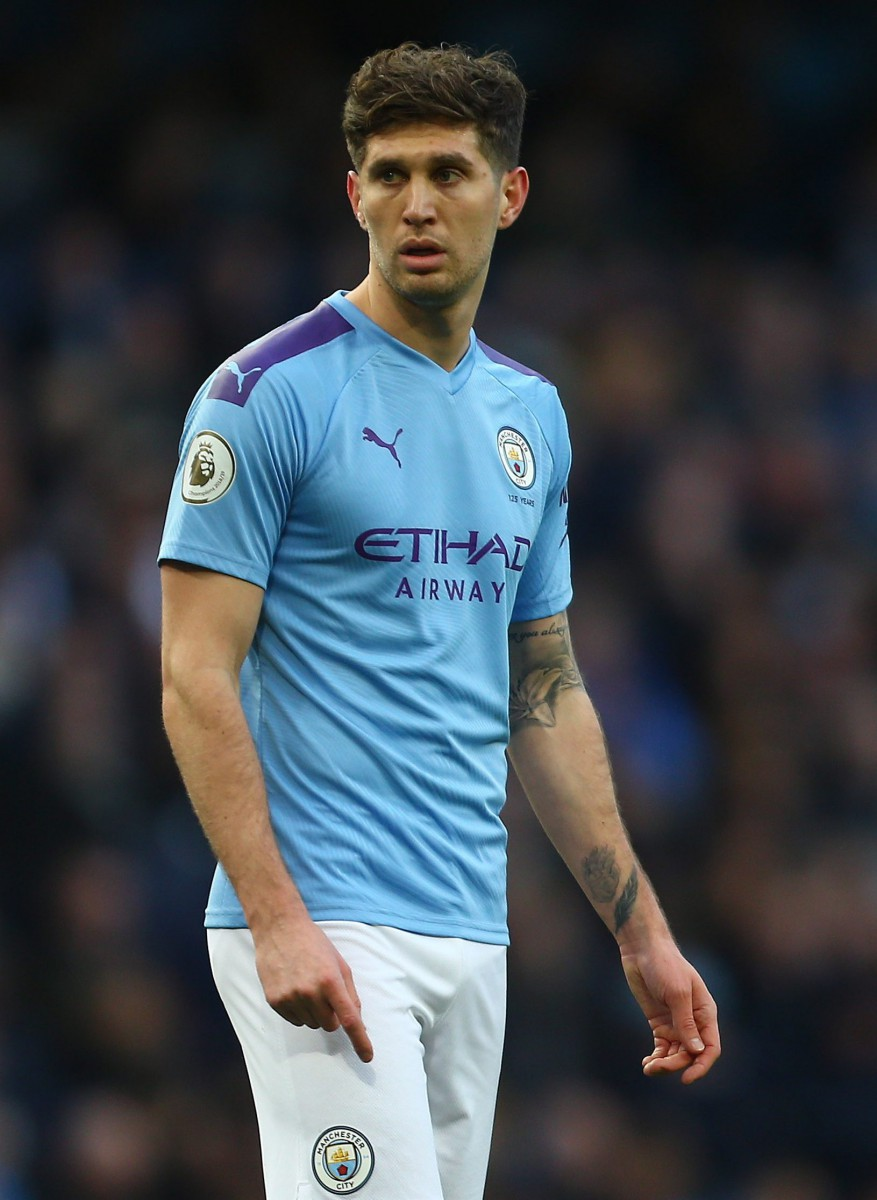 John Stones' future at the Etihad is in doubt after struggling to win over his critics