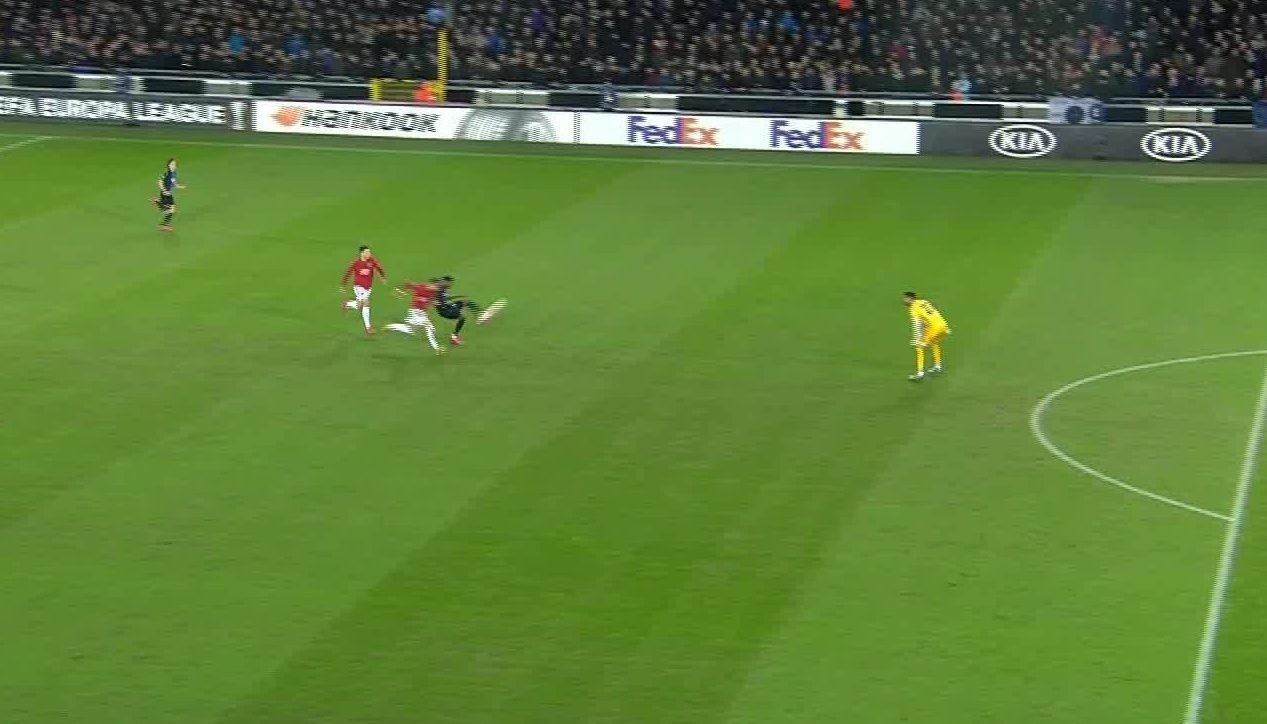 Romero Man Utd