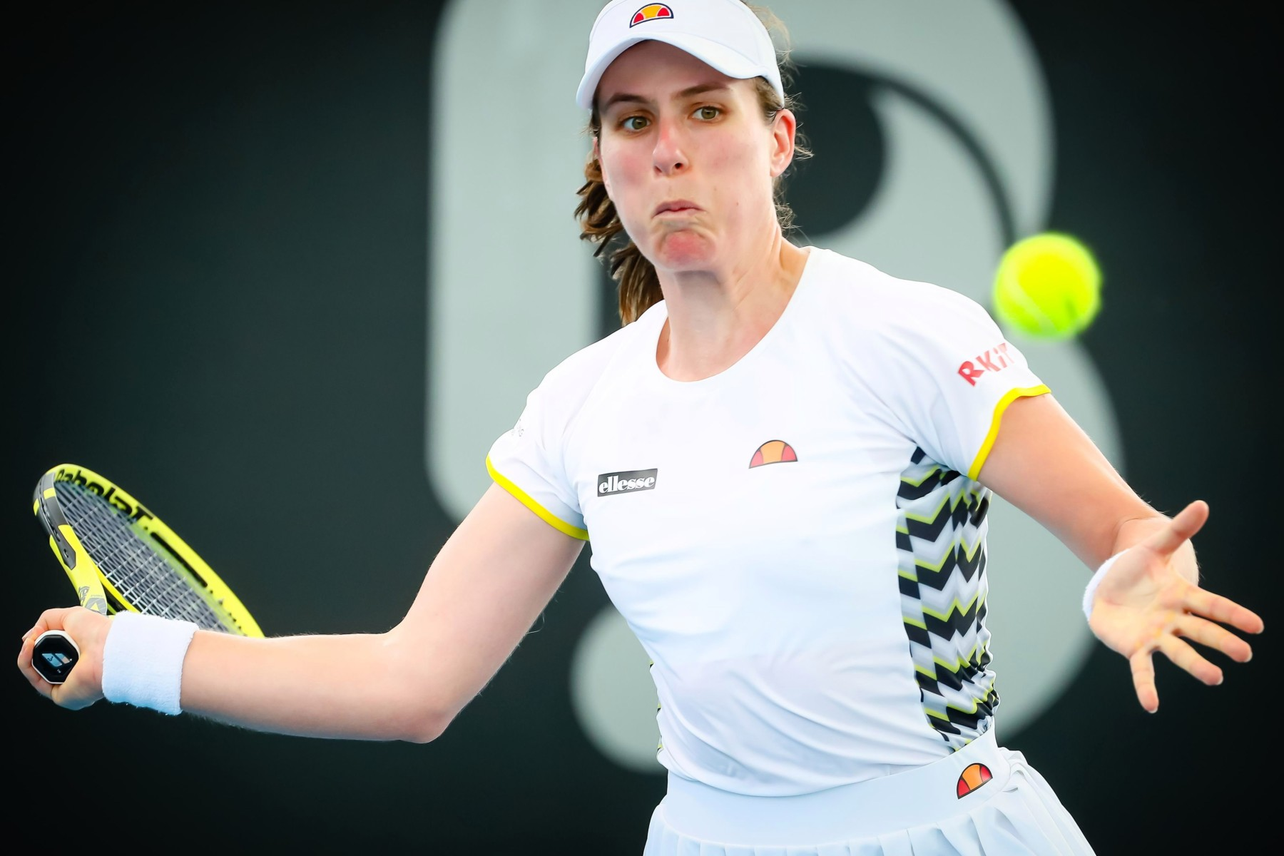 Brit star Jo Konta is among players to have spoken out in the hope Wimbldon can go ahead this year