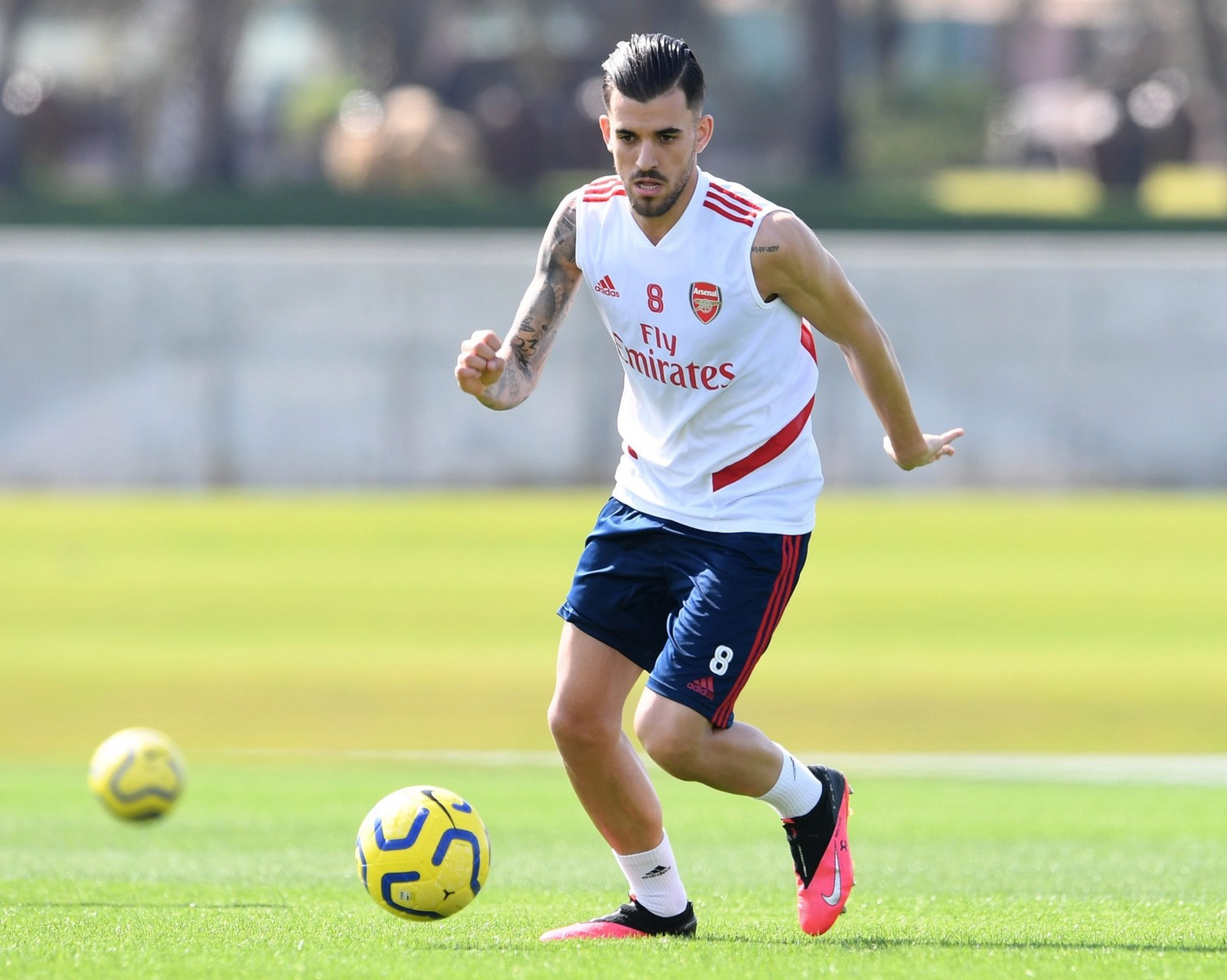 Playmaker Dani Ceballos insists the Gunners will finally see him at his best after the short winter break when they return from the UAE