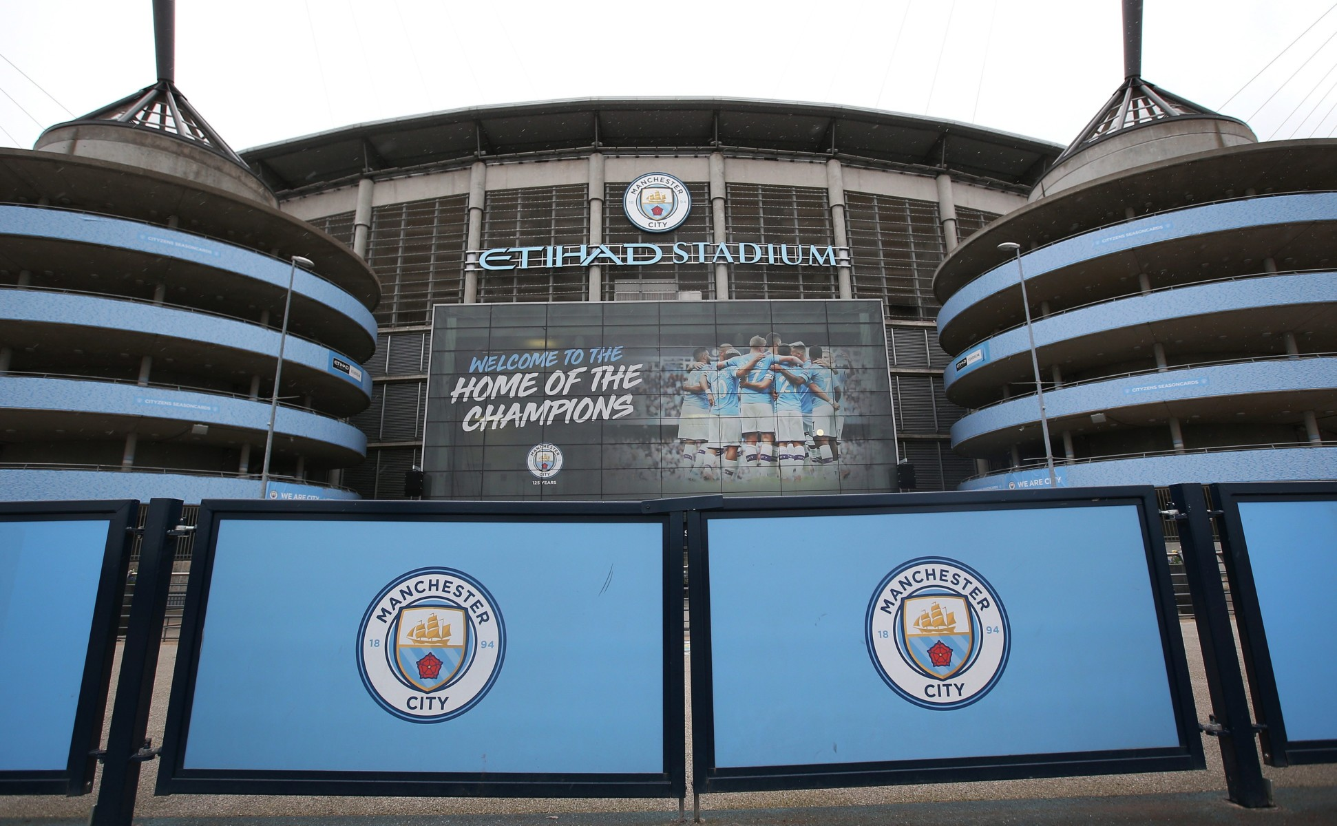 The Etihad stadium will become the latest venue to change use to help fight the coronavirus pandemic