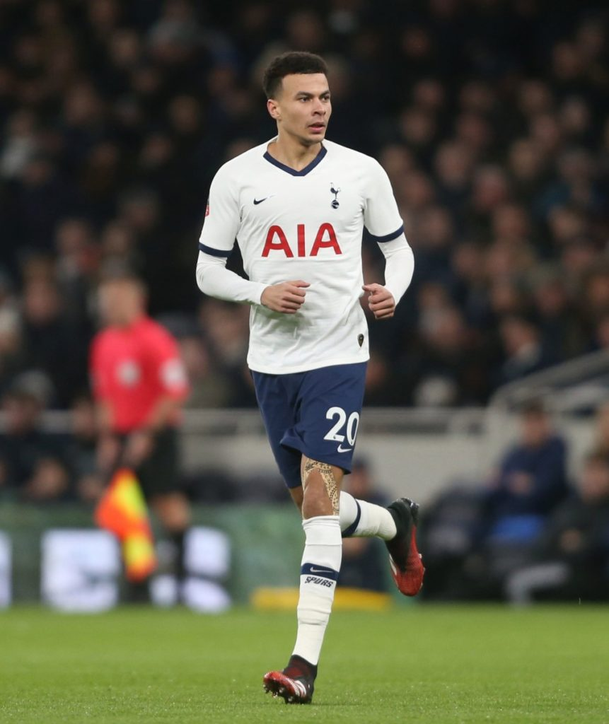 Dele Alli goes partying two nights in a row after Premier ...