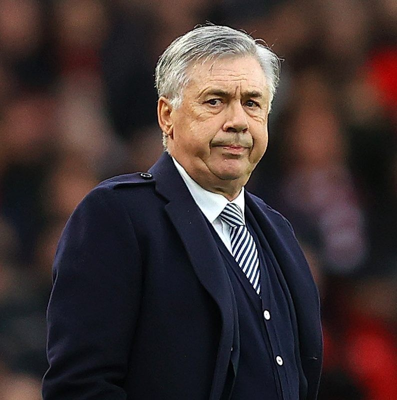 Everton chief Carlo Ancelotti belives all of society will face cutbacks after the coronavirus pandemic, and that includes football