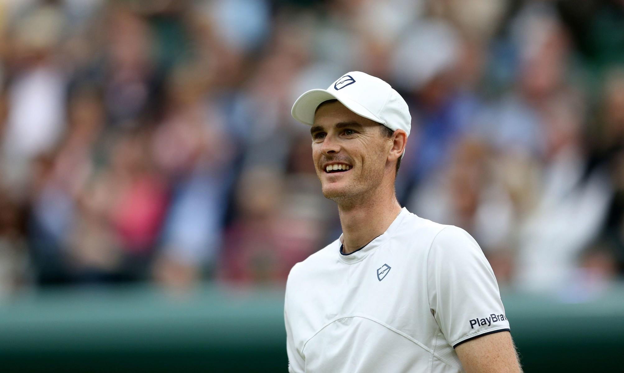 Jamie Murray Wimbledon
