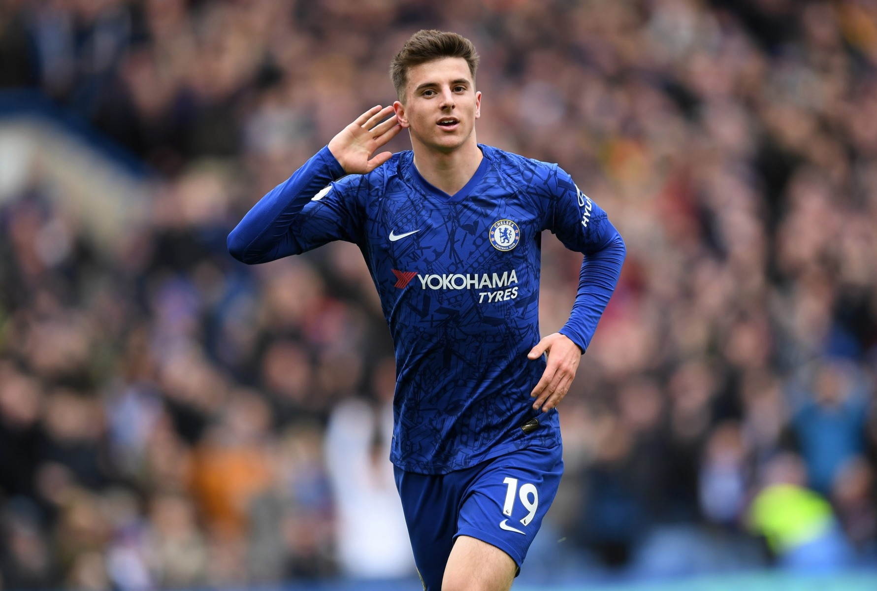 Mason Mount reveals unseen throwback pic making Chelsea ...