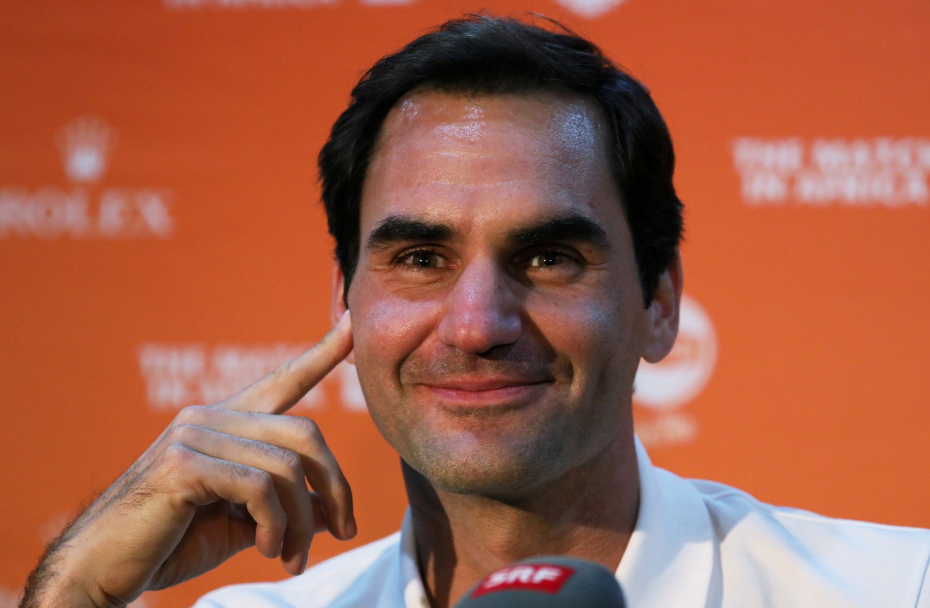 Federer has made a £450million fortune from tennis