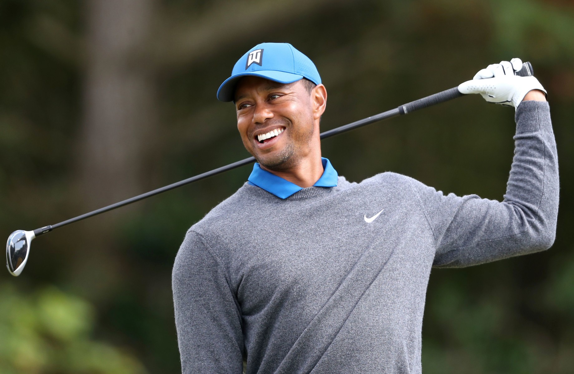 Tiger Woods top of golf money list with American winning ...
