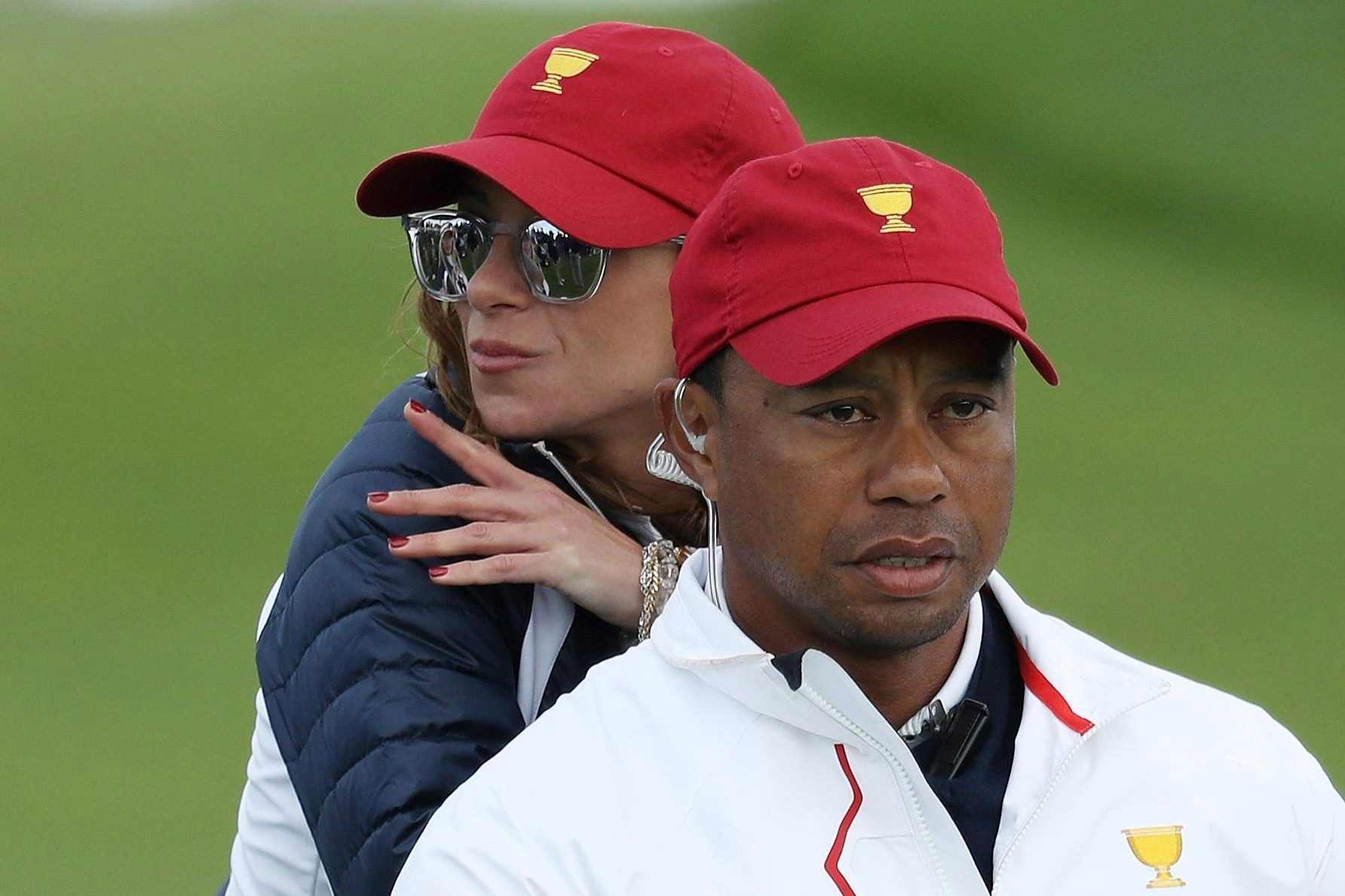 Who is Tiger Woods' girlfriend Erica Herman? How long has ...