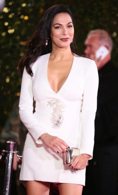 Mutu was linked to Hollywood actress Moran Atias
