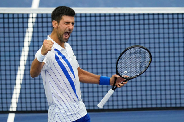 Us Open Free Live Stream Tv Channel Start Time As Tennis Major Set To Get Underway At Flushing Meadows Sporting Excitement