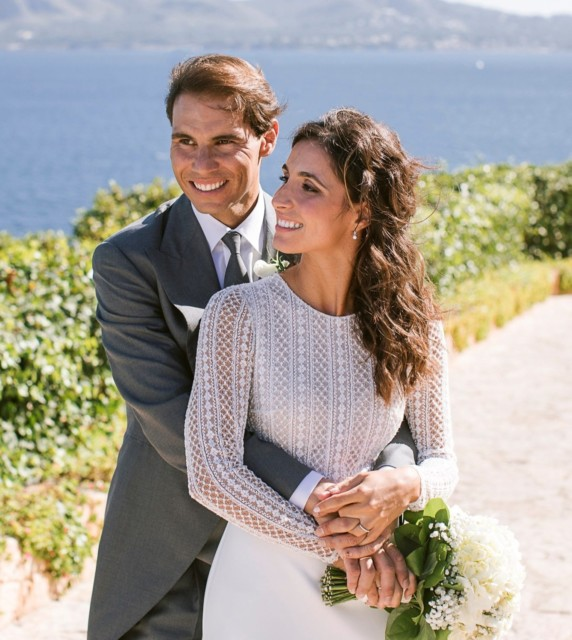 Rafael Nadal was born in Mallorca and has always had an affinity with the sea