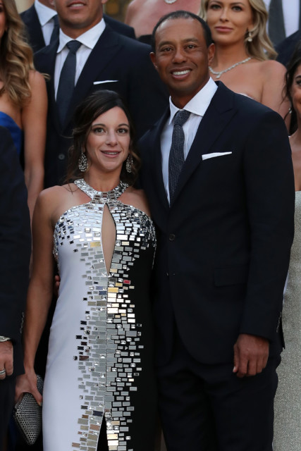 Tiger Woods can enjoy his £41million mansion with girlfriend Erica Herman