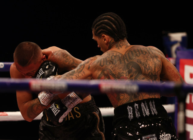 Conor Benn destroyed Samuel Vargas on Saturday night and now has his eyes set on Amir Khan