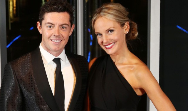 Rory McIlroy met Erica Stoll in 2014 at the Ryder Cup