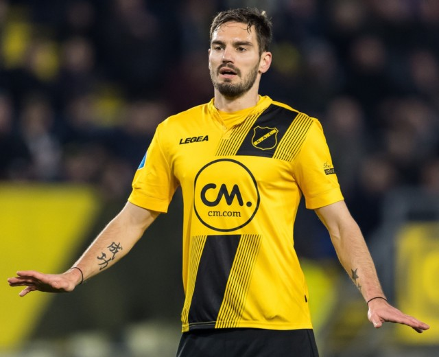 Dervitte now plays for NAC Breda in the Dutch second division