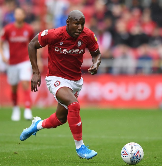 Ex-Arsenal starlet Afobe is now with Bristol City