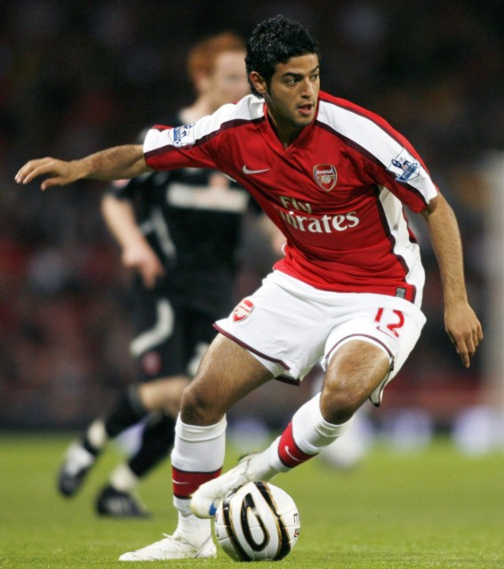 Carlos Vela was once described as the Mexican Robbie Fowler by Arsene Wenger