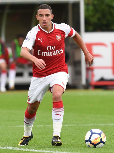 Ismael Bennacer made his debut for Arsenal in a disastrous 3-0 defeat to Sheffield Wednesday