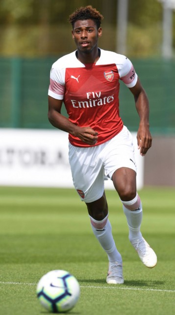 Jeff Reine-Adelaide never broke through into the Arsenal first team