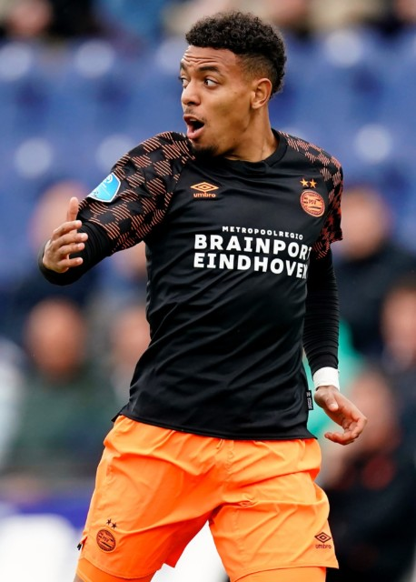 Since leaving the Gunners, Malen has starred at PSV and has been capped by Holland