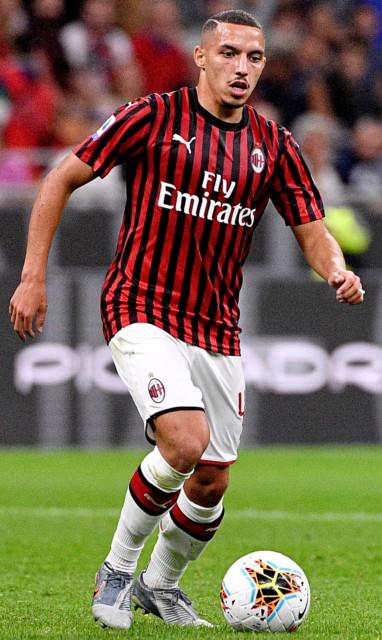 Last summer AC Milan made Bennacer a big-money signing for £14.2m