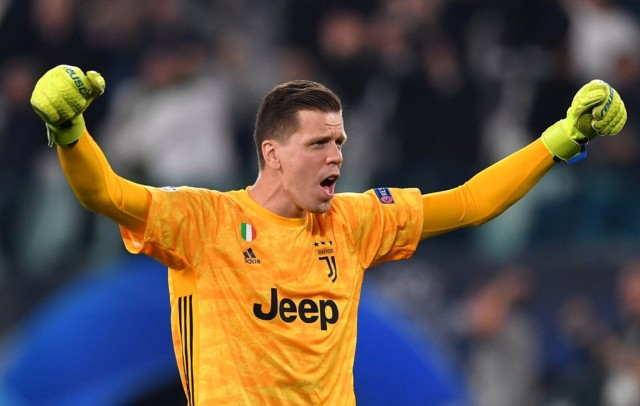 Szczesny ended up replacing the legendary Gigi Buffon at Juventus and has won two Serie A titles