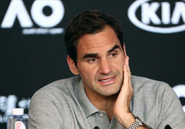 Federer is the highest earning sports star in the world today raking in £81million