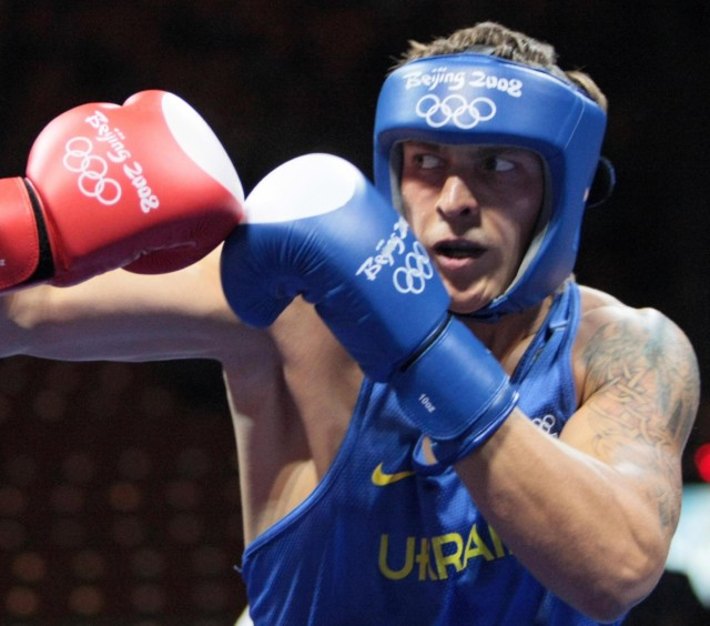 In 2002 Usyk picked up a pair of boxing gloves for the first time